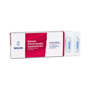 Weleda Hämorrhoidal-Suppositorien