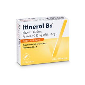 ItinerolB6 Zäpfchen