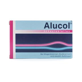 Alucol Kautabletten