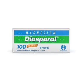 Magnesium-Diasporal Lutschtabletten 100 mg