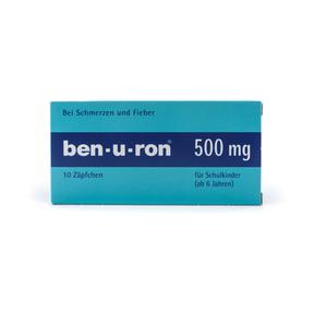Ben-u-ron Zäpfchen