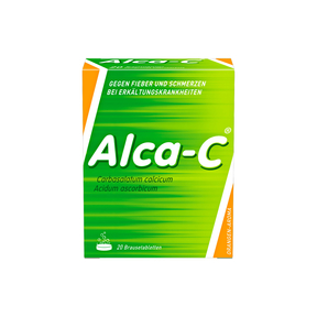 Alca-C Brausetabletten