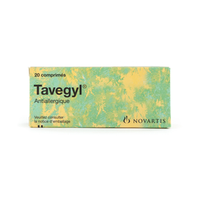 Tavegyl Tabletten 1 mg