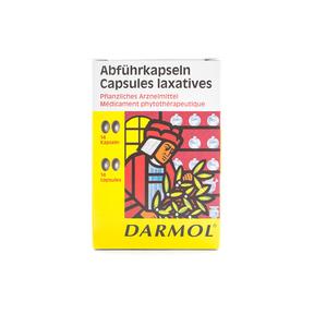 Darmol Abführkapseln