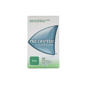 Nicorette Kaudepot Original