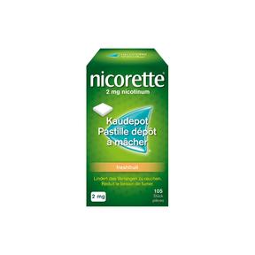 Nicorette Kaudepot Freshfruit