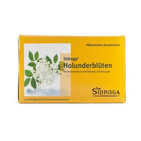 Sidroga Holunderblüten Tee