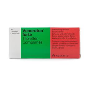 Venoruton forte 500 mg