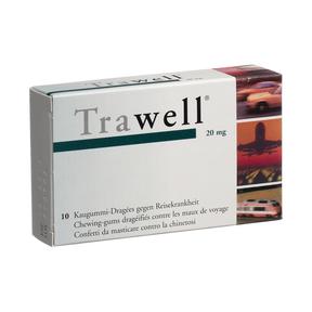 TrawellKaugummi-Dragées