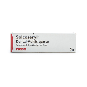 Solcoseryl Dental Adhäsivpaste