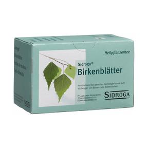 Sidroga Birkenblätter Tee