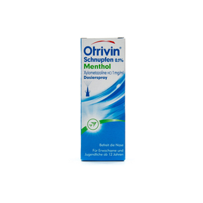 Otrivin Schnupfen Menthol Dosierspray 0.1 %