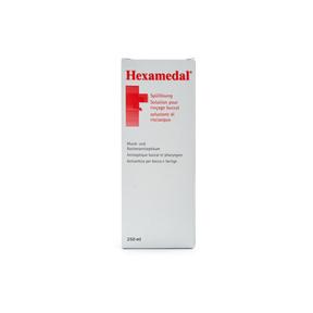 Hexamedal