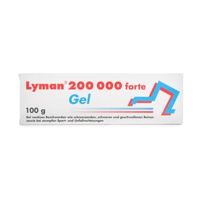 Lyman 200'000 forte Gel