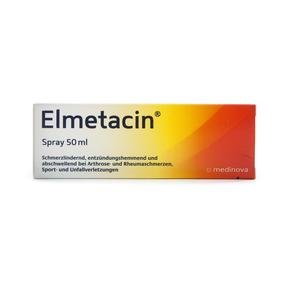 Elmetacin