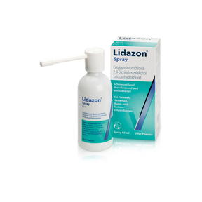 Lidazon Chlorhexidin und Lidocain Spray