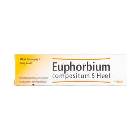 Euphorbium compositum S Heel Nasenspray