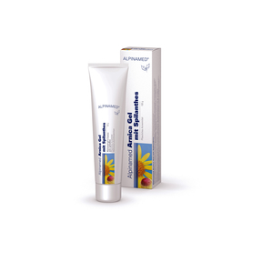 Alpinamed Arnica Gel mit Spilanthes