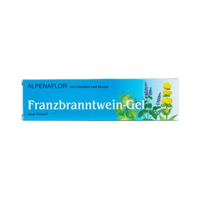 Alpenaflor Franzbranntwein Gel