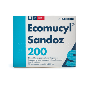 Ecomucyl Sandoz 200