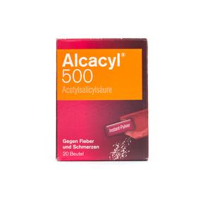 Alcacyl 500 Instant Pulver