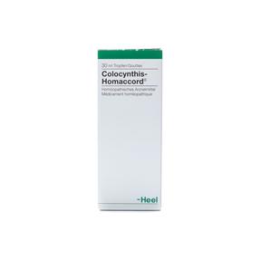 Colocynthis-Homaccord Heel