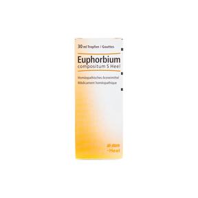 Euphorbium compositum S Heel Tropfen