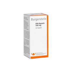 Burgerstein EPA-Kapseln 500 mg