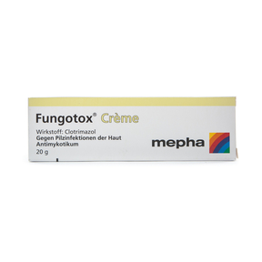 Fungotox Crème
