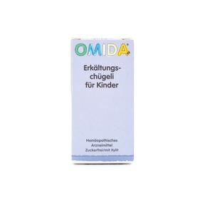 Omida Erkältungschügeli für Kinder