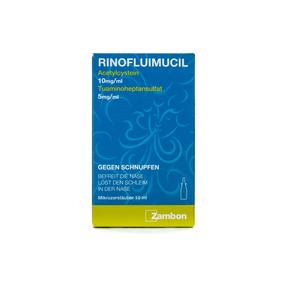 Rinofluimucil