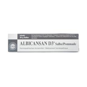 Sanum Albicansan D3 Salbe