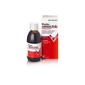 Pectocalmine N ohne Zucker