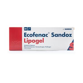 Ecofenac Sandoz Lipogel