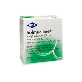 Solmucaïne