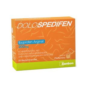 Dolo-Spedifen 200 Granulat