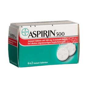 Aspirin500 Instant-Tabletten