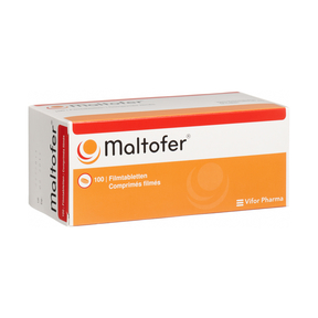 Maltofer Filmtabletten 100 mg