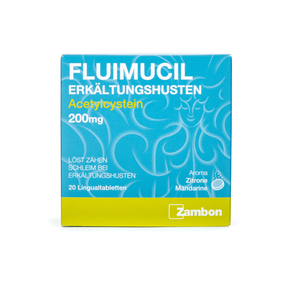 Fluimucil Erkältungshusten Linugal Tabletten