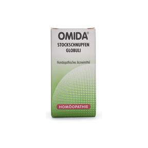 Omida Stockschnupfen Globuli