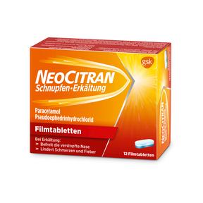 NeoCitran Schnupfen/Erkältung