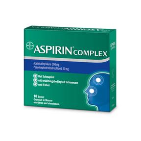 AspirinComplex
