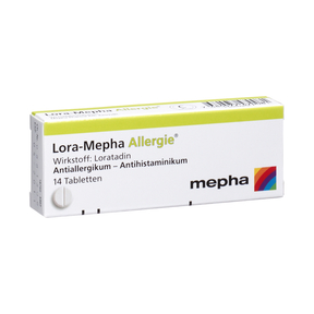 Lora-Mepha Allergie 10 mg