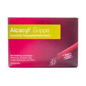 Alcacyl Grippe