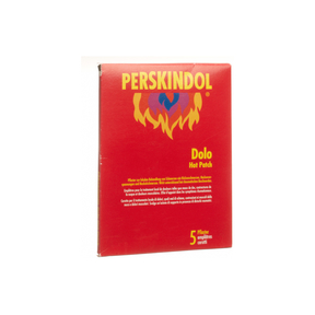 Perskindol Dolo Hot Patch