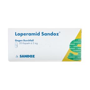 Loperamid Sandoz