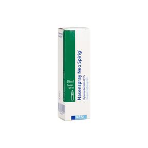 Nasenspray Neo Spirig HC 0.1%