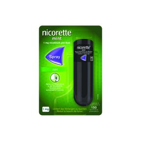 Nicorette Mint Spray