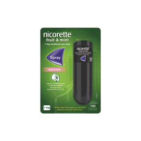 Nicorette Spray Fruit