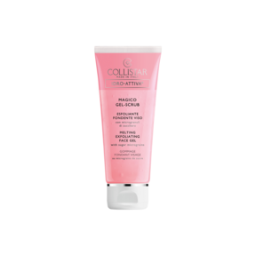 Idro Attiva  Gel-Scrub Melting Exfoliating Face Gel